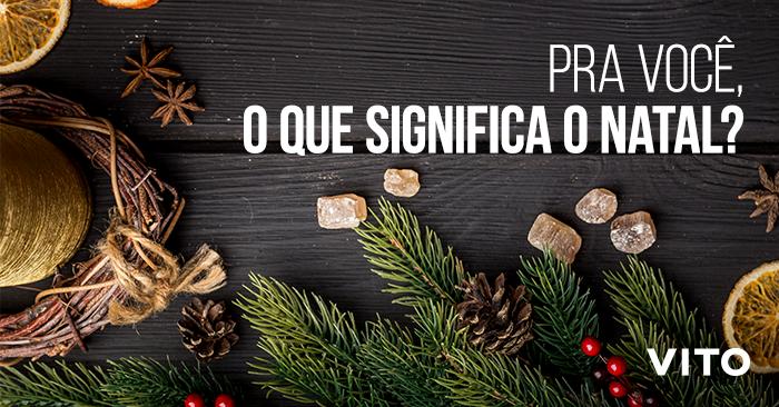 Seria o Natal só mais um feriadonacional?